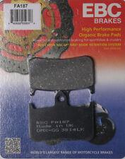 EBC BRAKE PADS Fits: Honda CB900F 919,VTR1000 Super Hawk,CBR900RR,CB1000,RVF750R