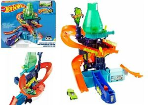 Hot Wheels Colour Shifters Splash Science Lab 4+ Race Track Car Play Cars Color