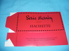 740A Hachette Hornby Boite vide pour Wagon AE 4755 O 1/43 Réédition