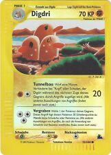 CCG 331 Pokemon Skyridge Reverse Holo Digdri / Dugtrio 52/144