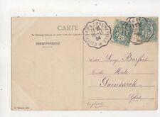 Miss Lucy Barfoot Castle Hale Painswick 1904 554b
