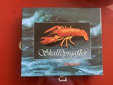 Norwegian Shellfish Lobster Nut Cracker & Tool Set Boxed 6-Pieces Never Used