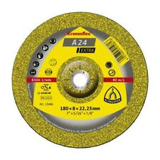 Extra GRINDING Disc 125mm x 6mm x 22,23mm A24 KLINGSPOR