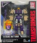 TRANSFORMERS TITANS RETURN BLITZWING NEW IN BOX AS SHOWN AS IS