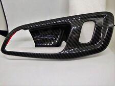 Ford Kuga II Chrom Cover Türöffner innen ABS Carbon 4tlg.