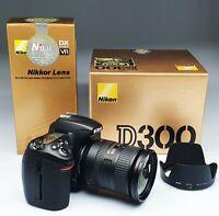 NIKON D 300 + AF-S DX VR ZOOM NIKKOR 18-200/3,5-5,6G IF-ED