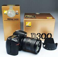 Nikon D 300 + AF-S DX VR Zoom Nikkor 18-200/3,5 -5, 6G If-Ed