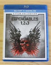 The Expendables: 3-Film Collection Blu-ray Sylvester Stallone