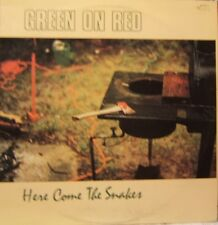 Green On Red Here Come The SNakes Us Lp