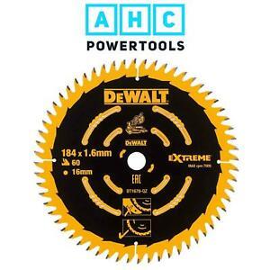 DeWalt DT1670 Cordless Mitre Saw Blade For DCS365 184 x 16mm x 60T