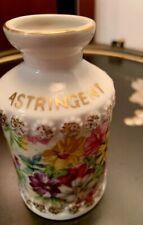 Antique vanity jar for astringent powder
