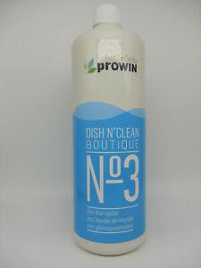 Prowin Dish N'Clean No 3 Öko Klarspüler 1000 ml  inkl.Vers.  nur 13,50 €
