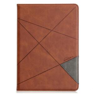 "Splice Leather Flip Wallet Case Cover For iPad Pro 12.9 11"" 2020 Mini 1 2 3 4 5"