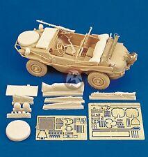 Royal Model 1/35 VW Type 166 Schwimmwagen Update Set WWII (Tamiya) [w/PE] 200