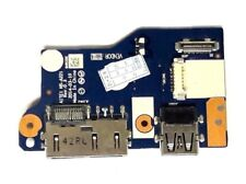Lenovo Thinkpad E450 E455 E550 E555 USB Power DC IN Jack Board NS-A221 00HT632
