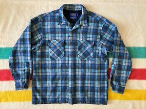 Pendleton Board Shirt XL Long (fits like a L) Limited Edition Beach Boys Wool