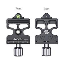 Quick Release Clamp Slide Plate Adapter System for Arca Swiss &Manfrotto 200PL