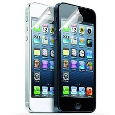 3X Crystal Clear Screen Protector Guard Film For Apple iPhone 5/ 5S/ 5C