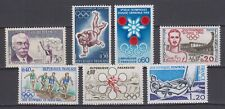 """France - 1956-76 """"Olympic Games"""" (MNH)"""