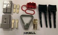 ANDERSON SB 350 AMP GREY CONNECTOR JUMP LEAD KIT COACH LORRY FORKLIFT TRUCK
