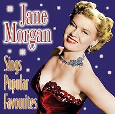 Jane Morgan - Sings Popular Favorites [CD]