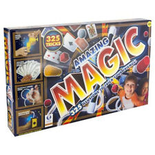 Kids Childrens Magic Play Gift Set With 325 Tricks Illusions Xmas