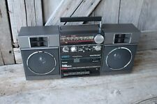 1980s Curtis Mathes Vintage Mx-225 Boombox Portable Tape Player Radio New in Box