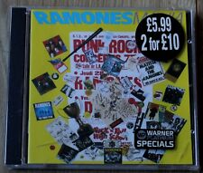 The Ramones - Ramones Mania (1988) - A New CD - In Wrappers