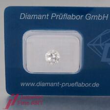 1 Brillant (Diamant) 1,11ct Farbe: H (Weiß) / vvs2 - DPL Expertise von 02/2014