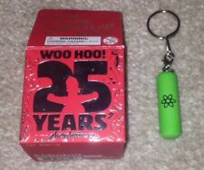 The Simpsons Kidrobot Nuclear Power Plant Inanimate Carbon Rod Keyring Keychain