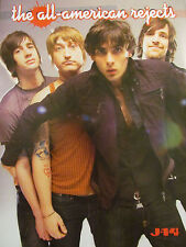 All American Rejects, Corbin Bleu, Double Full Page Pinup