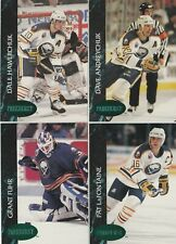 1992/93 Buffalo Sabres Parkhurst Emerald Ice Parallel Team Set Of 20 Cards
