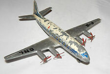 Dinky Toys - Vickers Viscount Airliner Air France - 706 (poor condition)
