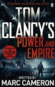 Tom Clancy's Power and Empire: INSPIRATION FOR THE THRILLING AMAZON PRIME SERIES