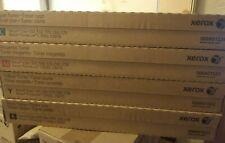 Xerox set tóner color 550 560 570 c60 c70 Primelink C9065 C9070 CMYK