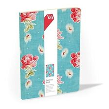 Museums and Galleries - 1920s Chintz Roses Exercise Book - 96 Pages