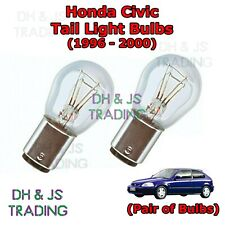 Honda Civic Tail Light Bulbs Pair of Rear Tail Light Bulb Bulbs (96-00)