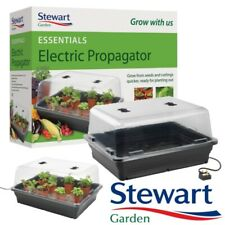 More details for stewart essentials heated electric plant seed propagator - 52cm