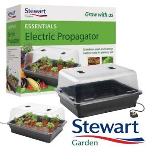 Stewart Essentials Heated Electric Plant Seed Propagator - 52cm