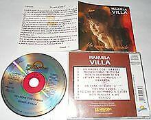 Un Amore Così Grande von Manuela Villa | CD | Zustand gut