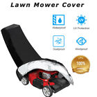 Large Lawn Mower Cover Waterproof Weather UV Protector for Push Mowers Universal