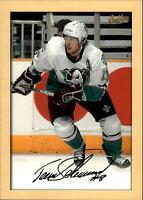 2005-06 Beehive Anaheim Ducks Hockey Card #243 Teemu Selanne
