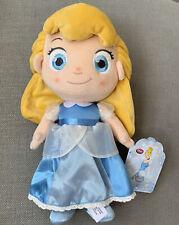 Disney Store Toddler Cinderella Plush Soft Stuffed Doll Toy Disney Princess