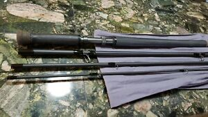 North Fork Composite LMX Custom Spey Rod 12ft 6 7-8Wt 4PC Fast By Gary Loomis