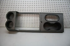 2004-2008 Ford F150 CONSOLE TRIM / CUP HOLDERS