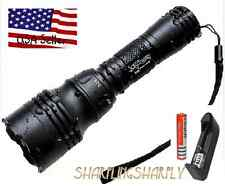 5000 Lumen 60m LED Diving Flashlight Torch Scuba Light Lamp Waterproof