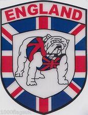 New listing British Bulldog Union Jack Flag Vinyl Car Window Sticker