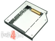 Second Hard Disk Drive HD-CADDY Carrier tray 2nd ssd sata Fujitsu Lifebook t901