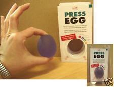 PRESS EGG - Muskel Aufbau der Hand + Unterarm = Handtrainer Fingertrainer