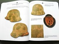 """CAMOUFLAGE HELMETS OF THE WEHRMACHT VOL. 1"" GERMAN WW2 STAHLHELM REFERENCE BOOK"
